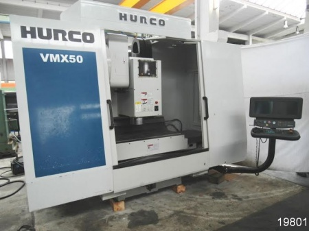HURCO VMX 50-40 T ULTIMAX 4